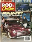 ROD & CUSTOM 1999 APR - DUAL MASTER CYLINDER FOR RODS, FRENCHING TAILAMPS*
