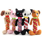 8Style Funny Squeaker Training Toys Creative Pet Items Puppy Grinding Teeth New