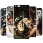 Attractive Beautiful Women Smoking Hard Case Phone Cover for Apple Phones
