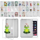 Ultra-Thin Protector Crystal Clear TPU Design Case Cover for Apple iPad Mini 3