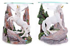 Unicorn oilburner choice of standing or rearing