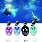 Breath Full Face Mask Surface Diving Snorkel Scuba  Swimming Tools for GoPro Cam