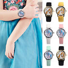 Casual Cute Unicorn Child Watch PU Leather Cartoon WristWatch Boy Girl Gifts New