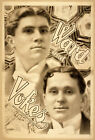 Photo Print Vintage Poster: Theatre Flyer 1800s Ward And Vokes Masters Of Fun 01