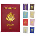 USA Travel Passport Holder Cover Case Wallet Purse ID Ticket Card Protector