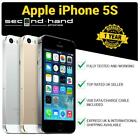 Apple iPhone 5s 16GB 32GB 64GB Unlocked Gold & Silver,Space Grey 1 Year Warranty