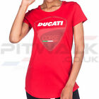Ducati Corse Official Big Logo Red Womans T-Shirt Size XS, S, M, L, XL