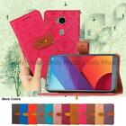 For Huawei Honor 5X Play Mate 7 Mini Luxury Palace Flower PU Leather Case Cover