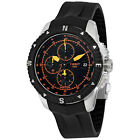 Tissot T-Navigator Automatic Black Dial Stainless Steel Mens Watch - Choose