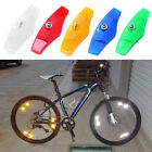 5Colors Bicycle Bike Wheel Reflector Safety Spoke Reflective Mount Clip Warning