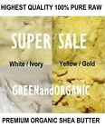 5 Lbs African Shea Butter 100 Pure Raw Organic Unrefined Bulk Wholesale 2.26Kg