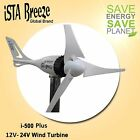 12V/24V WHITE Edition i-500 PLUS,WIND GENERATOR,WIND TURBINE iSTA-BREEZE