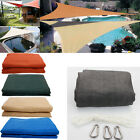 16' x16'x16' Triangle Sun Shade Sail UV Top Outdoor Canopy Patio Lawn 4 Colors