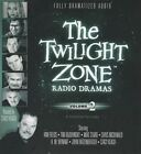 The Twilight Zone Radio Dramas, Volume 2 by Various Authors (English) Compact Di