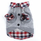 Small Pet Dog Warm Clothes Puppy Winter Sweater Apparel Jacket Coat Costume hot