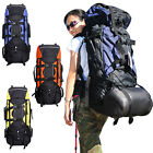 NEW Extra Load 80L Bag Colour Outdoor Backpack Rucksack Camping Hiking Travel