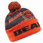 Froever Collectibles NFL Adult's Chicago Bears Light Up Printed Beanie