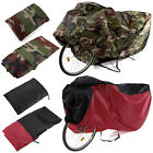 Nylon Bicycle Motorbike Bike Cover Rain Snow Outdoor Storage Waterproof
