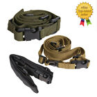 Adjustable 3 Point Tactical Rifle Sling Airsoft Paintball Hunting Gun Strap MSYG