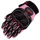 PINK MX MOTOCROSS DIRT BIKE ATV DUNE BUGGY BMX MX SPORTS PROTECTIVE GLOVES GL03