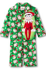 The Elf on the Shelf Infant or Toddler Boys Polyester Flannel Feel Pajamas PJs