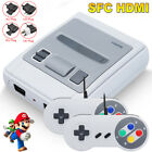Super Mini SFC HDMI SNES Classic Game Console Entertainment Built-in 621 Games