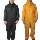 Waterproof  Adult Coverall Workmans Mechanics Long Sleeve One Piece Overall