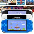Portable 8GB 4.3'' Handheld Game Console + 10000 Games Built-In + Camera CA