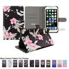 For Wieppo S5 Marble Flower Diamond Stand Bag Wallet Case Cover Flip Superman