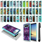 "For Samsung Galaxy Note 8 N950 6.3"" Hybrid Bumper Hard TPU Case Cover + Pen"