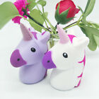 Soft Unicorn Horse Slow Rising Squeeze Relieve Stress Toy Charm Phone Straps