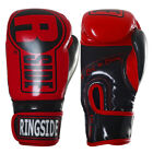 Внешний вид - Ringside Boxing Apex Fitness Bag Gloves - Red/Black