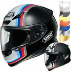 Shoei NXR Recounter Motorbike Helmet & Visor Full Face Motorcycle Lid GhostBikes