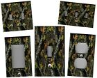 MOSSY OAK CAMOUFLAGE HOME DECOR LIGHT SWITCH PLATE