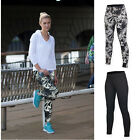 SF Skinnifit Ladies Reversible Print and Black Work Out Leggings Two Looks in On