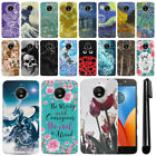"For Motorola Moto E4 Plus XT1773 5.5"" 2017 HARD Protector Back Case Cover + PEN"