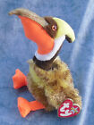 W-F-L Ty Beanie #1 Stoffvogel 14 - 20 cm Penguin Owl Vulture Eagle Bird