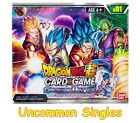 Dragon Ball Super Trading Card Game - Galactic Battle - UnCommons