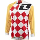 ONE INDUSTRIES VAPOR JERSEY JOCKEY YELLOW  / RED