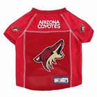 NEW ARIZONA COYOTES DOG PET PREMIUM JERSEY w/NAME TAG LE $17.95 USD on eBay