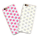 Maple Leaf Phone Back Case Cover for iPhone X 8 Samsung S8 Huawei P9 Xiaomi Hot