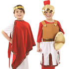 Roman Boys Fancy Dress Ancient Greek Historical Book Day Childrens Kids Costume