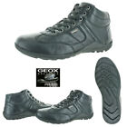 Geox Compass ABX Amphibiox Mens Waterproof Leather Ankle Boots