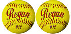 20- Softball Decals Bumper Sticker Outdoor Indoor Personalize Gifts Large Lot
