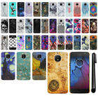"For Motorola Moto G5S XT1793 XT1794 5.2"" HARD Protector Back Case Cover + PEN"