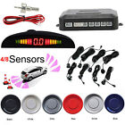 NEW Car Rear Reversing Parking Sensors 4/8 Sensors Audio Buzzer Alarm Canbus Kit