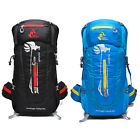 Outdoor Waterproof Camping Travel Backpack Sports Hiking Rucksack Bag 50L Nylon