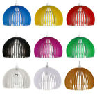 Modern Industrial Round Lamp Shade Cover Acrylic Lampshade for Corridor Cafe Bar