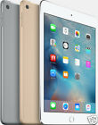 Apple iPad Mini 4 Wifi + 4G Unlocked 16GB 64GB 128GB All Major Carriers