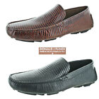 Donald J Pliner Halden Men's Slip On Driving Moccasins Shoes